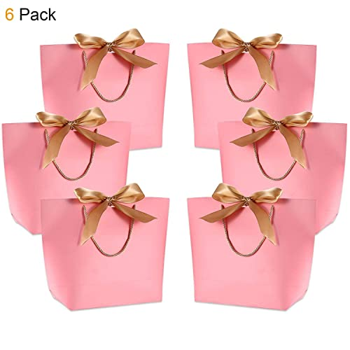 WantGor Gift Bags With Handles 1417x1024x433 Inch Paper Party Favor Bag