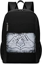 Wokeyia Jay Z Logo Backpack Popular Backpacks For Unisex