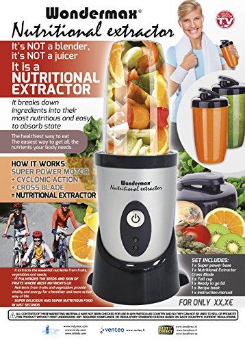 Wondermax extractor nutricional