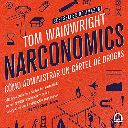 Narconomics (Spanish Edition) Titelbild