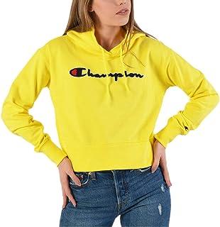 abfa2c59eb3 Amazon.es: sudadera amarilla - Champion: Ropa
