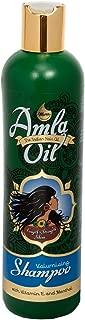 Mera Amla Indian Hair Oil Moisturizing Shampoo with Vit E & Menthol (11.8oz)