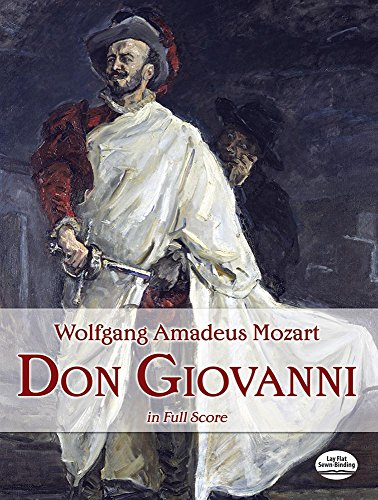 DON GIOVANNI (Opera Libretto Series)