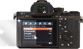dipos I 6X Schutzfolie klar kompatibel mit Sony Alpha 7 II Folie Displayschutzfolie