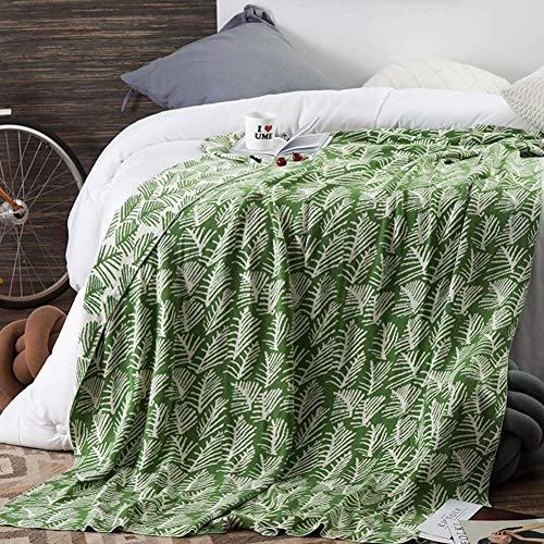 Gestrickte Decke Norwegen Wald Decken Sofa Klimaanlage Weihnachtsdeko Schlafzimmer Wohnzimmer, B, 130 * 180CM HRTT (Color : C, Size : 130 * 180CM)