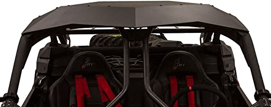 Orange Cycle Parts Black Aluminum Sport Roof for Can-Am Maverick X3 / XDS / XRS UTV Side by Side 2017 - 2018 by DragonFire 18-2101