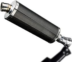 Delkevic Aftermarket Slip On compatible with KTM 1290 Super Duke 14