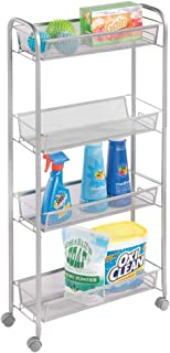 steel frame storage shelves