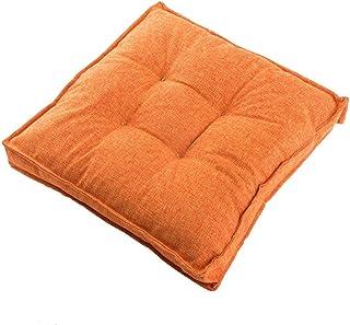 وسادة قطن من بنجوين - 45x45 سم، برتقالي