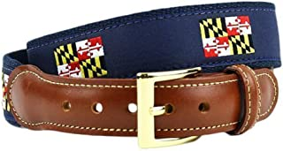 maryland flag belt