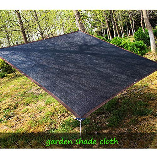 WYCD Greenhouse Shade Cloth Sun Shade Sail Breathable Sunscreen Net, for Deck, Patio, Pergola, Backyard,Outdoor Shade Block 13x16ft(4x5),16x20ft(5x6m)
