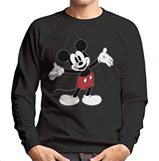 Disney Mickey Mouse Welcome Men's Sweatshirt