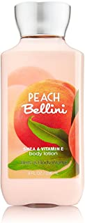 Bath and Body Works Shea and Vitamin E Lotion Peach Bellini 8 Ounce Signature Collection
