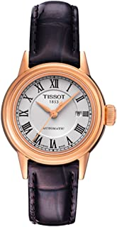 Tissot Carson Automatic Silver Dial Ladies Watch T085.207.36.013.00