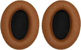 Replacement Ear Pads Earpads for Bose QuietComfort QC 2 15 25 35 Ear Cushion for QC2 QC15 QC25 QC35 SoundTrue Around-Ear II AE2 (Coffee)