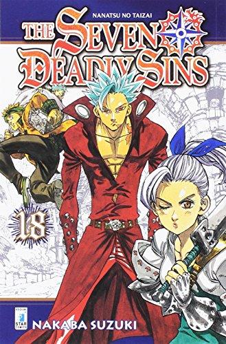 The seven deadly sins (Vol. 18)