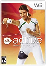 Wii Active Personal Trainer - (Renewed)