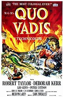 Quo Vadis (1951) 27 x 40 Movie Poster - Style A