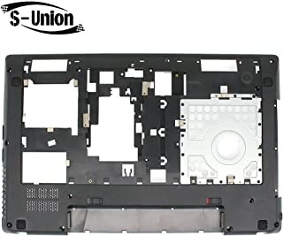 S-Union New Laptop Bottom Case Cover Base ENCLOSURE with HDMI Port for IBM Lenovo IdeaPad G580 Series Replacement Part Number 604SH01012