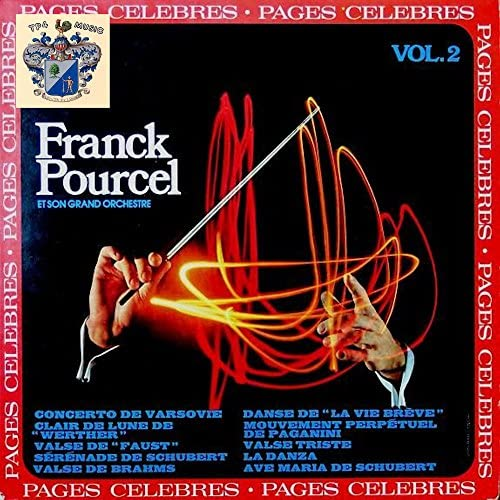 Frank Pourcel Et Son Grand Orchestre