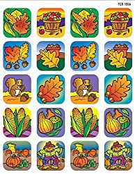 Teacher Created Resources Fall Stickers