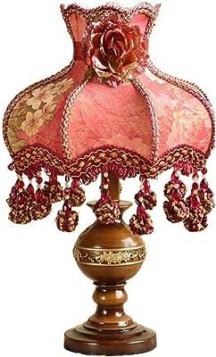 Luz de mesa LED Lámpara de fragancia Árbol Luz Rosa Flor de mesa ...