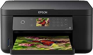 Epson Expression Home XP-5100 Print/Scan/Copy Wi-Fi Printer, Black, Amazon Dash Replenishment Ready