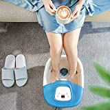 Zoom IMG-1 pediluvio idromassaggio professionale massaggiatore piedi