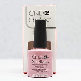 Generic CND Shellac UV LED Gel Nail Polish Base Top Coat 7.3ml 0.25oz Pick Any * Part B 90792 Fragrant Freesia