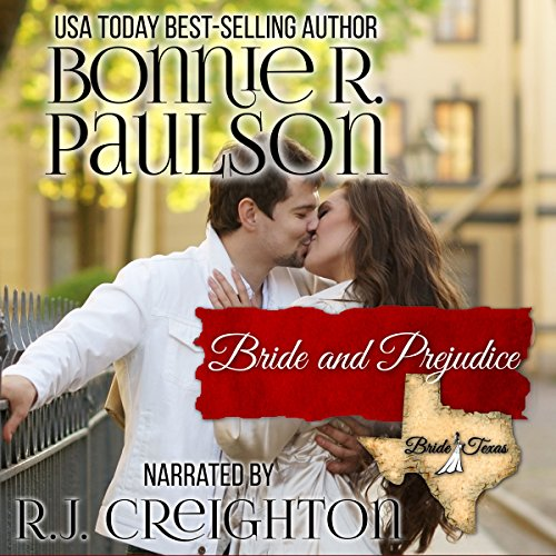 Bride and Prejudice audiobook cover art