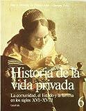 La comunidad, el Estado y la familia en los siglos XVI-XVIII...