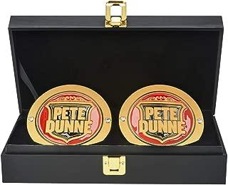 WWE Pete Dunne NXT UK Championship Replica Side Plate Box Set