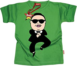 PSY Gentleman/Gangnam Style Kids T-Shirts