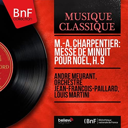 André Meurant, Orchestre Jean-François-Paillard, Louis Martini