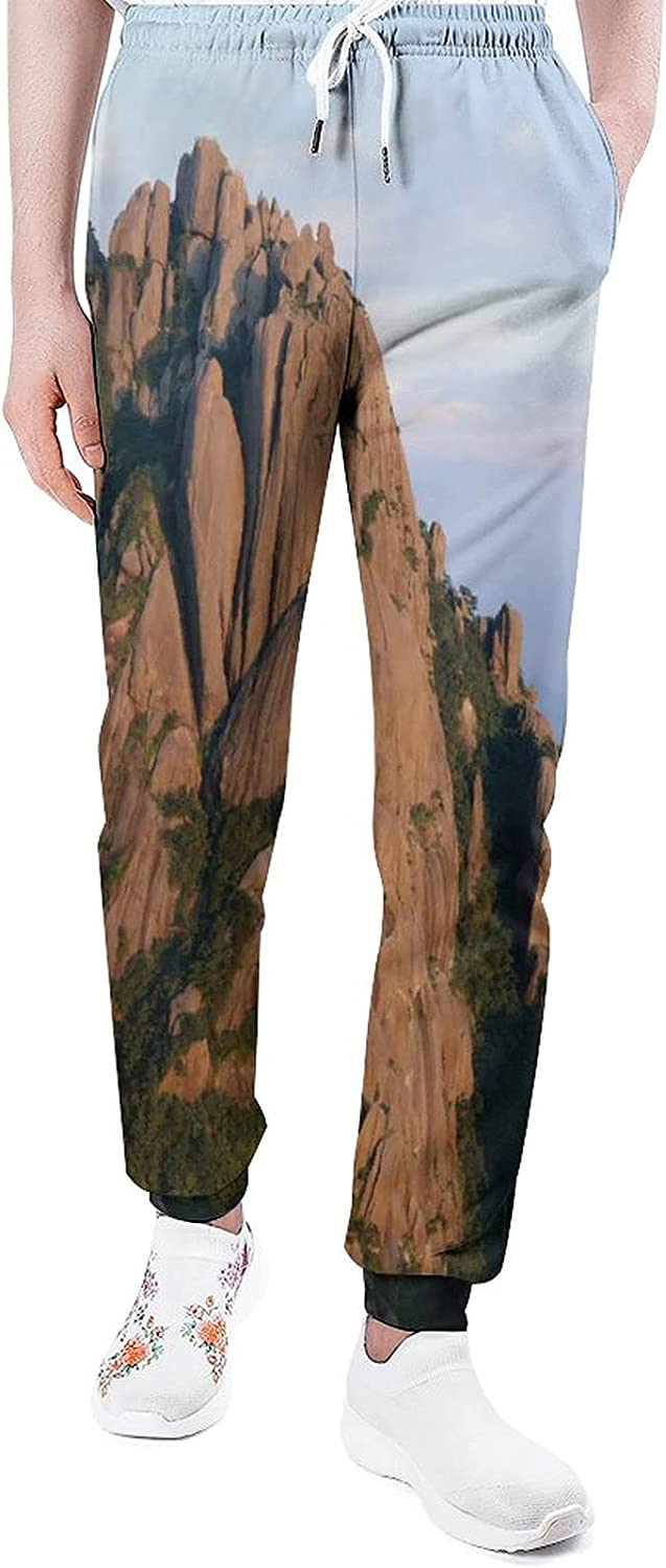 Jagged Rocks Sweatpants Mens Joggers Athlet Classic online shop Pants Lounge Inventory cleanup selling sale