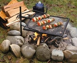 Best fire pit swing out grill Reviews