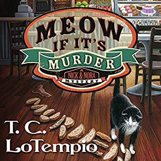 Meow If It's Murder cover art