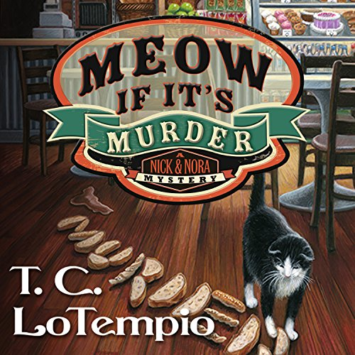 Meow If It's Murder audiobook cover art