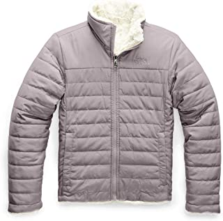The North Face Girls' Reversible Mossbud Swirl Jacket