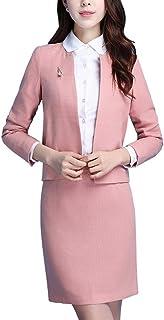 レディーススーツ スカート セットアップ セレモニースーツ ピンク エレガント 入園式 入学式 結婚式 大きいサイズ フォーマル 高品質