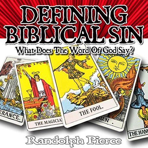 Defining Biblical Sin audiobook cover art