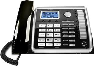 RCA 25260 1-Handset 2-Line Landline Telephone