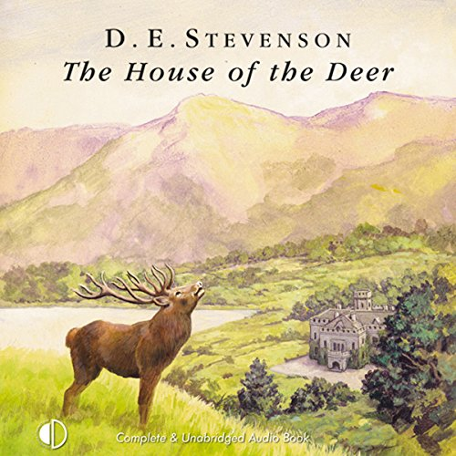The House of the Deer audiobook cover art