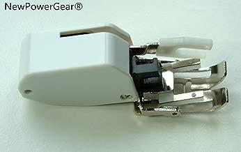 NewPowerGear Quilting Walking Foot Feed Replacement for Sew Machine Brother BM2700 BM3500 BM3600 BN27 BN37 BQ17 BQ25 CE-4000 CE-5000 PRW CE5500 PRW CE5055 PRW
