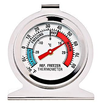 LinkDm Refrigerator Thermometer