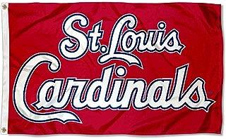 WinCraft St. Louis Cardinals Flag 3x5 Cards MLB Banner