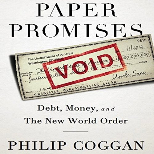 Paper Promises audiobook cover art