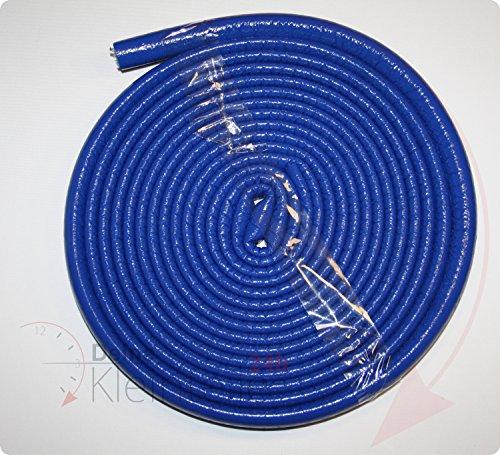 Deine-Kleinteile-24 18/6 Blau 10m Rolle - 0,50Euro/m -Rohrisolierung Isolierschlauch PE-Schaum Isolierung Rohr Mehrschichtverbundrohr
