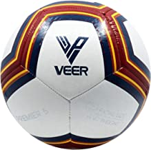 Premier - Entry Level Soccer Ball Size 5 | Machine Stitched Soccer ball | Best for Entry Level Football Enthusiasts and So...
