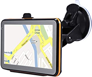 Iycorish 5-Inch Car GPS Navigator Resistance Screen Press Screen 8G 256Mb Mp3/Mp4 Voice Driving Navigation Device Australi...